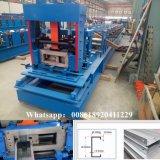Galvanisierte Stahl-C&Z Purlin-Kanal-justierbare Breiten-Rolle, die Maschine bildet