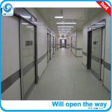 病院、クリーンルームのための密閉および気密の引き戸
