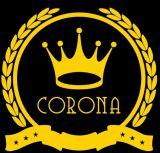 Nouveau design Borosilicate soufflé à la main Tube droit de haute qualité Corona Percolateur Tige haute couleur Verre Artisanat Cendrier Inventaire Tasse Verre Eau Tuyau