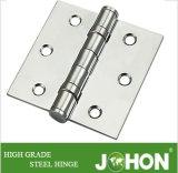 """3""""x3"""" Muebles esquinas cuadradas de la puerta de acero o hierro bisagra Hardware"""
