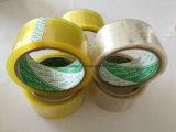 Cinta transparente estupenda de BOPP para la cinta de alto grado del papel de embalaje Products/BOPP
