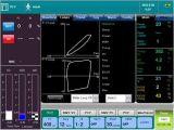 De Machine van de Anesthesie van het Scherm van de aanraking met de Anesthesie van Ventilator met Ce (Sc-AX600)