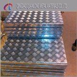 Plaque en acier Checkered galvanisée par Q235