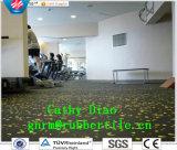 La venta caliente EPDM recicló la cubierta de goma del suelo del equipo de la gimnasia, suelo de la aptitud de Crossfit, suelo del gimnasio