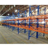 Kundenspezifische industrielles Speicherverbrauch-Lager-Stahlladeplatten-Zahnstange