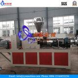 Perfil de placa de Rodapé de PVC da linha de produção
