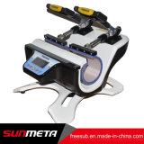 Taza de la estación doble Freesub control automático de impresión de fotografías Máquina St-210