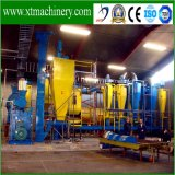 Applicazione del combustibile della biomassa, linea di produzione di legno della pallina della segatura