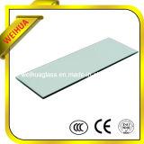 12mm/cor clara de segurança de vidro temperado