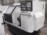 Машина Lathe CNC для алюминиевого вспомогательного оборудования Lathe CNC части