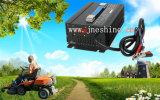"""carregador de bateria 110-220VAC para a motocicleta e """"trotinette""""s elétricos"""