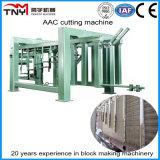 Máquina de Corte do Bloco de AAC/AAC/AAC Cortador de bloco de Fábrica do Painel