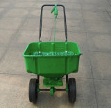 Distribuidora de fertilizantes manual de jardinagem