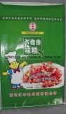 100%nuevo material de embalaje Bolsa tejida para productos alimenticios