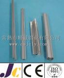 Profil d'extrusion de l'aluminium 6060 avec l'usinage (JC-P-84045)