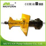 Effluent vertical de traitement minéral de pompe traitant la pompe de boue