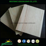 18mm Natrual Sapele Veneer MDF voor Furniture