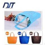 Marchio non tessuto di abitudine del sacchetto di protezione dell'ambiente di colore all'ingrosso del sacchetto