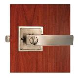 Взгляд двери Mortise рукоятки пользованного ключом входа уединения трубчатый с квадратным Rose
