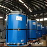 Feito em bobinas do aço de China Dx51d Z60/80/100/120 PPGI para a telhadura do metal