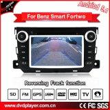 Android Carplay 9.0/1.6 GHz DVD de voiture GPS pour Smart fortwo videos de voiture audio de voiture