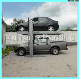 2つのコラム二重駐車スペース(ハイドロ公園1127年)