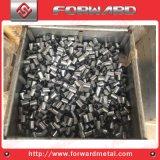 Piedini di perforazione di piegamento del tubo d'acciaio del ferro del metallo di taglio dell'OEM per i prodotti di caccia