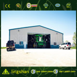 Q345b faciles assemblent l'entrepôt de structure métallique de Pré-Ingénierie