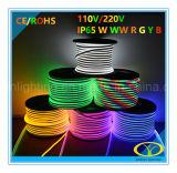 5050SMD RGB LEIDEN Neon Flex met 3 Jaar van de Garantie