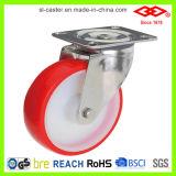 Колесо рицинуса нержавеющей стали (D104-26D080X30)