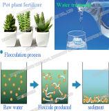 Wasserlösliches 98% Eisensulfat-Heptahydrat des Industrie-Grad-2-4mm voll
