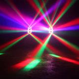 8 * 10W Aranha LED Light (luz dos médios)