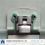 Nouveau verre trempé de 10 mm pour porte de salle de bains / douche