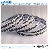 PVC u - форменный тип кольцевание пластмассы Profile/C Lipping края прессформы