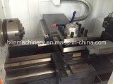 High Speed Ck6136 CNC Lathe Machine with 2500rpm Independent Spindle