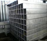 Tubes en acier soudés en acier rectangulaire 40 x 60 mm / tube en acier galvanisé