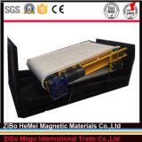 광석과 고령토 무기물 기계장치를 위한 격판덮개 유형 자석 분리기