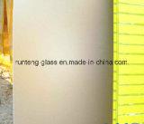 vidrio helado de calidad superior de la alta seguridad del color de bronce euro de 12m m