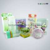 Складывая прозрачная коробка подарка пластичный упаковывать PVC ясности