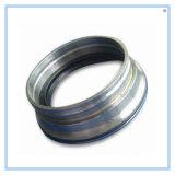 Metall, das Teile für progressiver Aluminiumbetrag-tiefe Teile stempelt