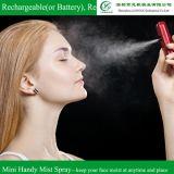 Nano brouillard de pulvérisation, paquebot faciale, ordinateur de poche Nano Spray facial. Outils d'hydratant facial