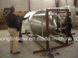 Equipo de la fabricación de la cerveza del acero inoxidable Ss304 para la cervecería grande