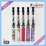 Cigarro eletrônico EGO CE5 Starter Kit com marcação CE5 Bobina Dupla Clearomizer