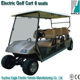 Elektrische Golf-Car (EG2068K, 6-Person)