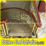 La Cina Aluminum Stair/Balcony Railing per Decoration