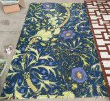 로즈 꽃 장식무늬가 든 유리 제품 모자이크 패턴 벽 도와 (HMP643)