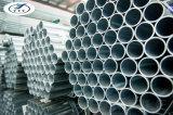 Tubo de acero/tubo galvanizados cinc para la construcción