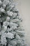 El buen precio se reunió el árbol artificial con el encadenamiento ligero del LED (SU093)