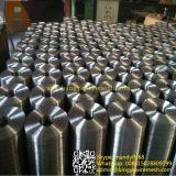 ステンレス鋼の金網の溶接された金網