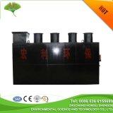 De Chinese Ondergrondse Gecombineerde Apparatuur van de Behandeling van afvalwater voor Ios9001